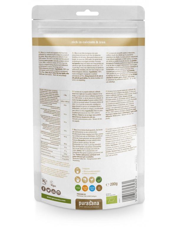 Champú Polinesia-Keratina-250 ml. nuggela & sule