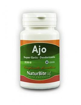 Glucosamina + Condroitina con Magnesio  de Naturmil - 45 Cápsulas