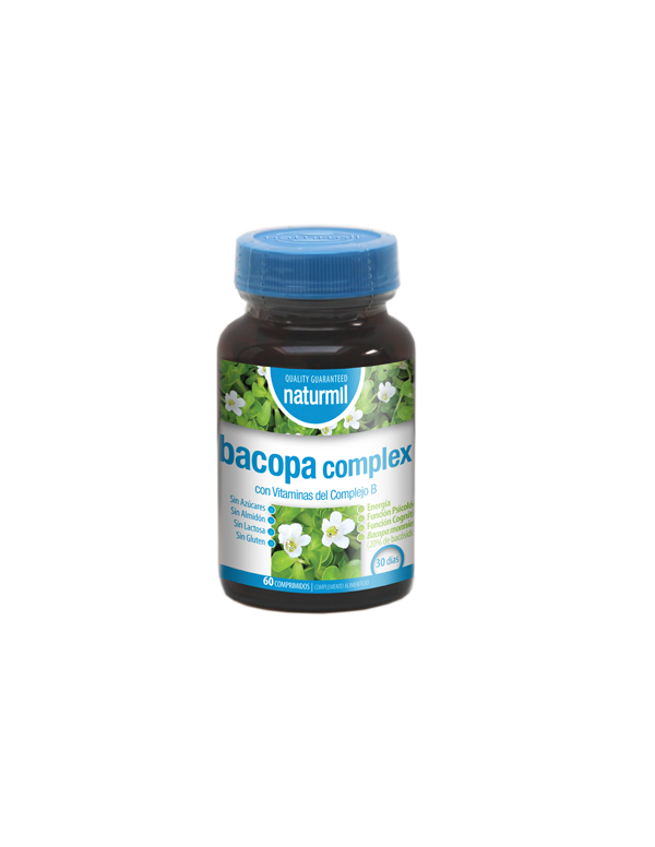 Vitamina D 4000 de Naturmil - 60 Cápsulas