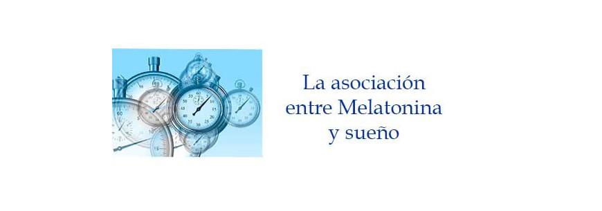 La asociación entre melatonina y sueño