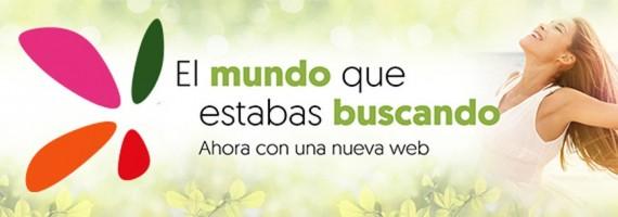 Bienvenidos a nuestra nueva WEB parafarmaciamundonatural.es